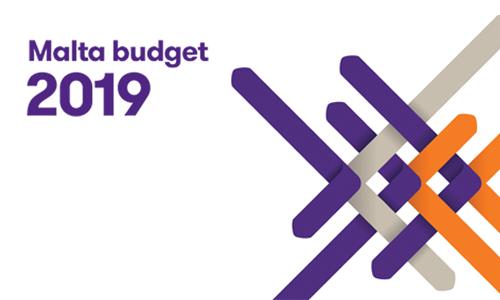 Malta budget 2019 illustration